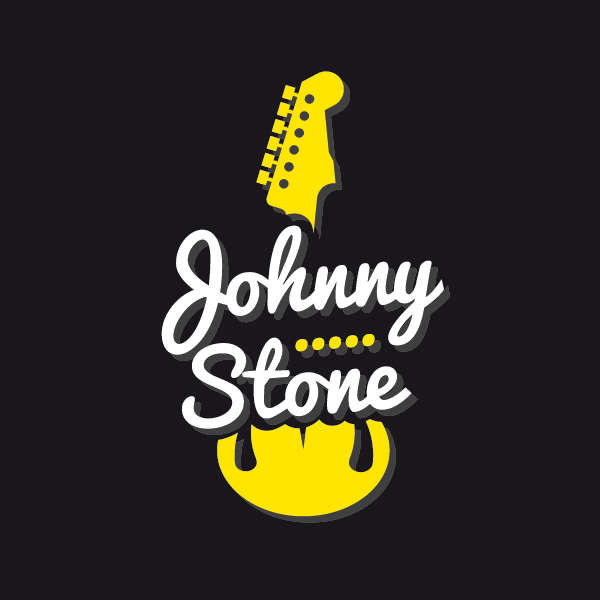 johnny stone - band logo // Zoom #1