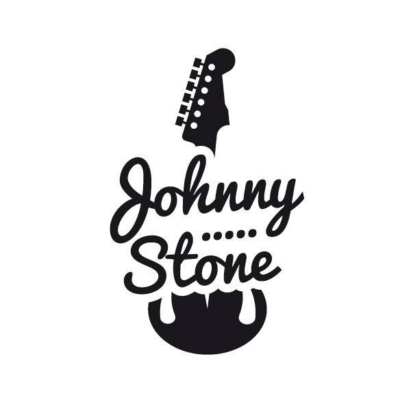 johnny stone - band logo // Zoom #2
