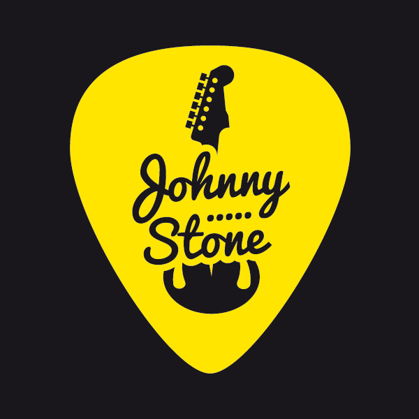 johnny stone - band logo // Zoom #3