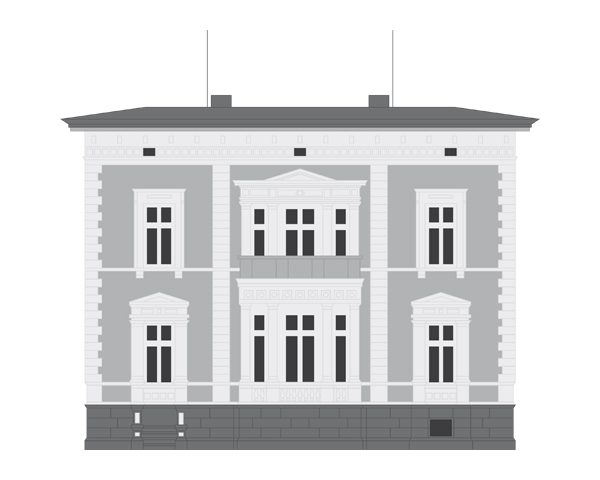 villa wohlgemuth - corporateillustration // Zoom #1