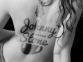 johnny stone - band logo  // Photo #7